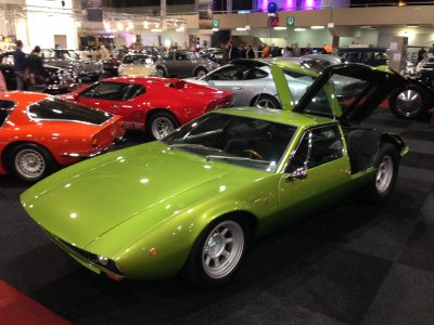BRUSSELS INTERCLASSICS - NOVEMBER 2016.