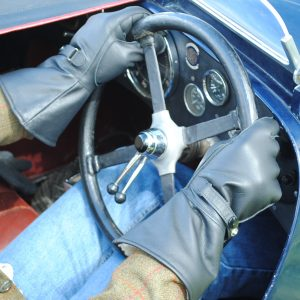 Cheviot Motoring Gauntlets