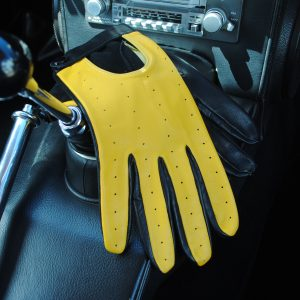 Open Back Driving Gloves