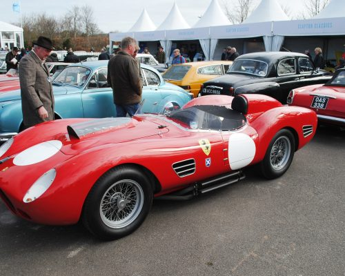 73RD GOODWOOD MEMBERS MEETING - MARCH 2015.