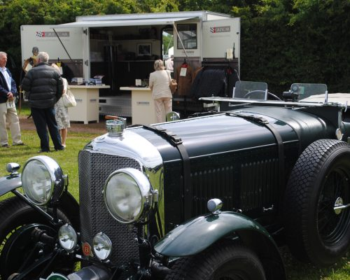 BENTLEY DRIVERS CLUB SUMMER RALLY & CONCOURS - JUNE 2015