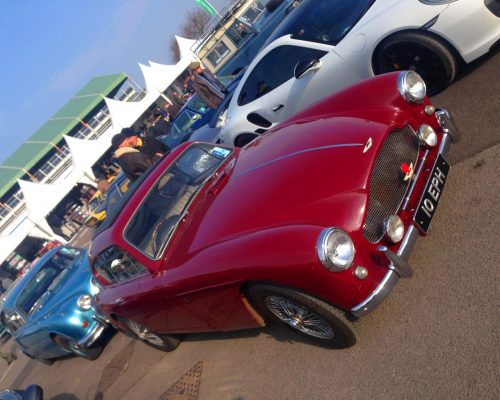 GOODWOOD 77TH MEMBERS' MEETING - MARCH 2019.
