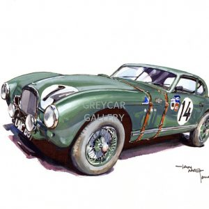 Aston Martin DB2 Prototype-ink (1)